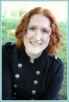 Author Alison Cherry