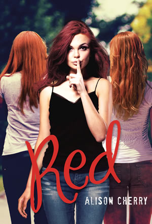 Red by author Alison Cherry